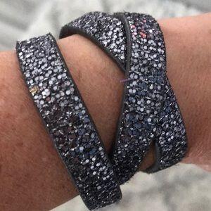 Gorgeous Ann Taylor Metallic Wrap Bracelet